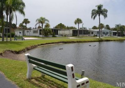 Bay Lake Estates Pond 2